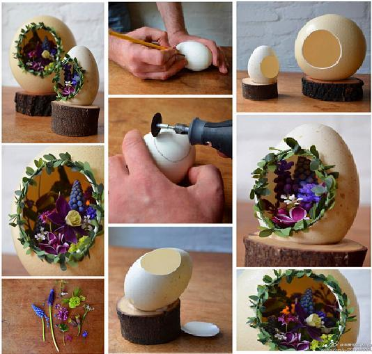 52 Spectacular Diy Christmas Decorations You Must Try This: Mini Garden Decoration