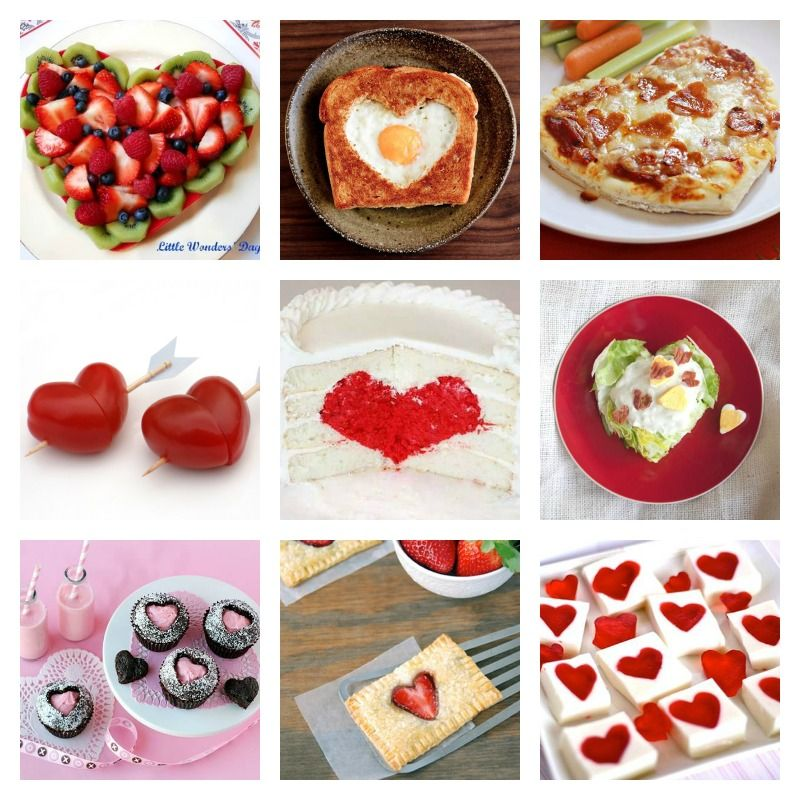 10 creative valentine 39 s day diy food ideas for Good valentines day meal ideas