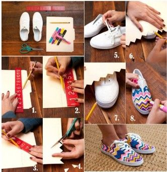 DIY Fashion Sneakers thumb
