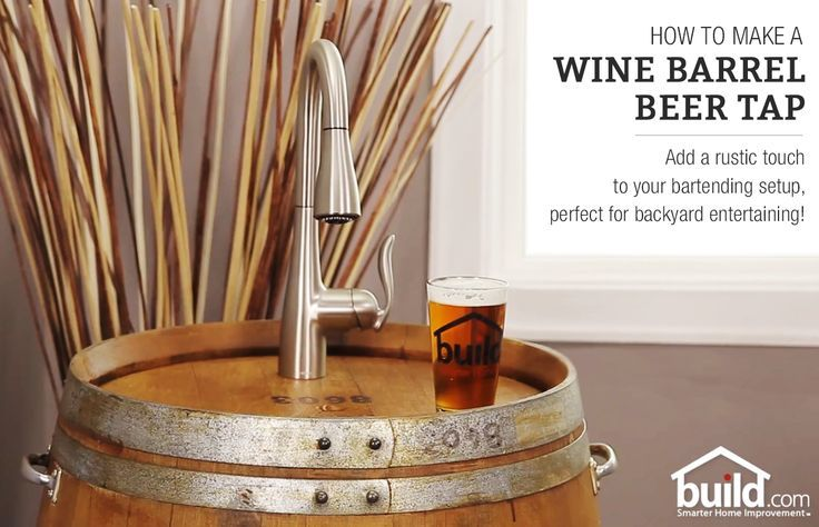 36 creative diy ideas to upcycle old wine barrels part 3 - Alternative uses for beer ten ingenious ideas ...