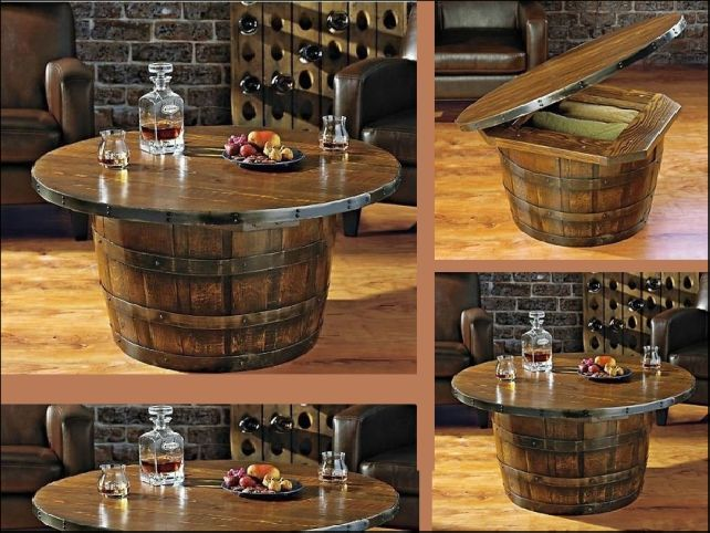 Creative Diy Ideas To Upcycle Old Wine Barrels