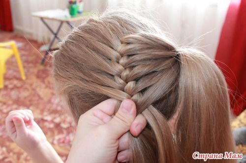 Swell Diy Unique Braided Bun Hairstyle Hairstyles For Men Maxibearus