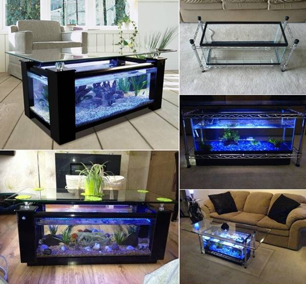 - How To DIY Aquarium Coffee Table