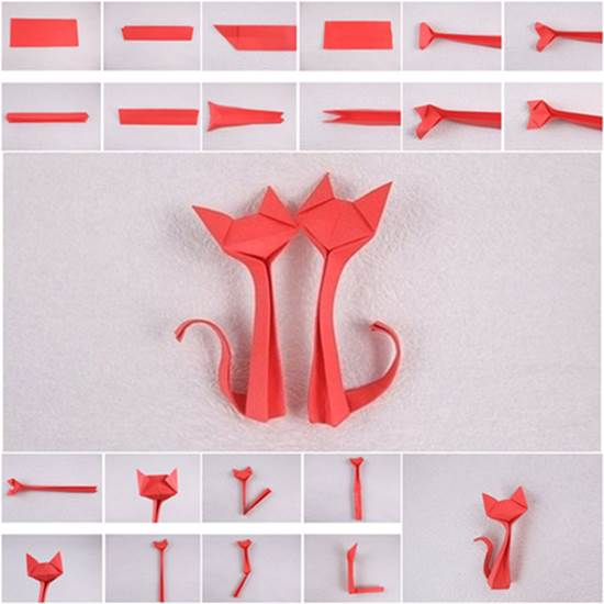 How To Make An Origami Heart Easy Step By Step