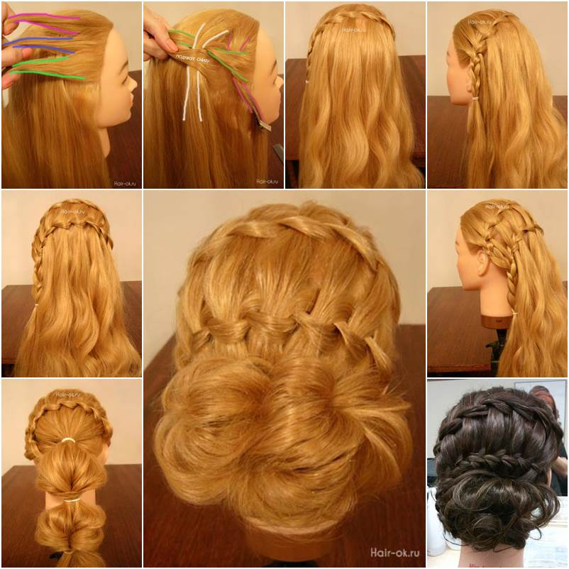 how to make hair fall out