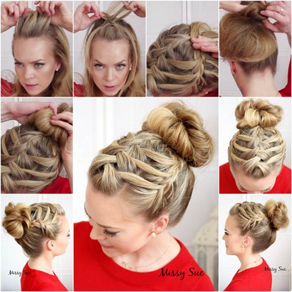 Pleasant How To Braids Hairstyles Braids Short Hairstyles Gunalazisus