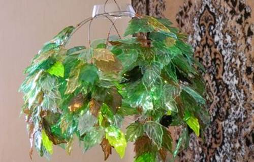 How to DIY Unique Chandelier from Plastic Bottles – Plastic Bottle Chandelier