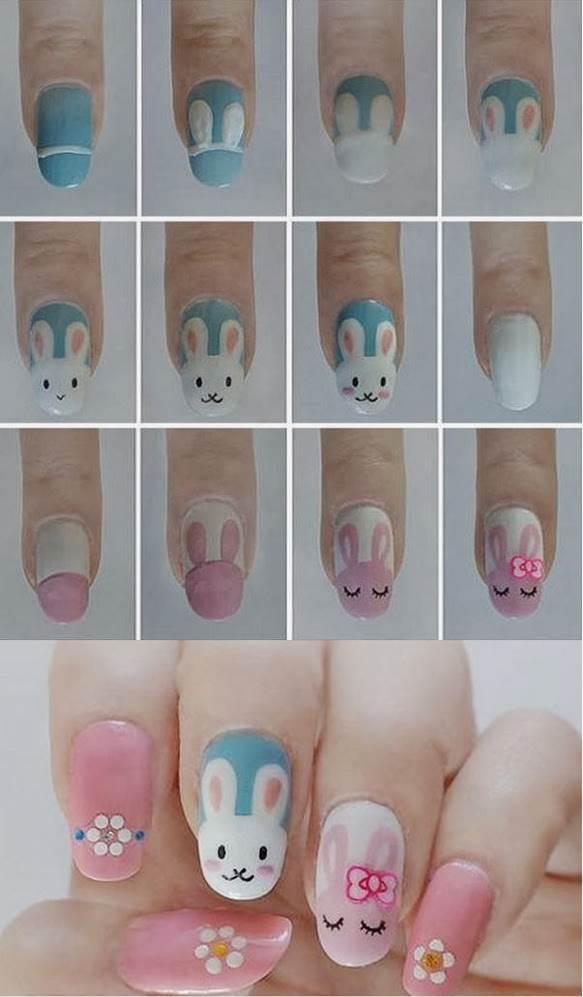 Красивые ногти своими руками фото
