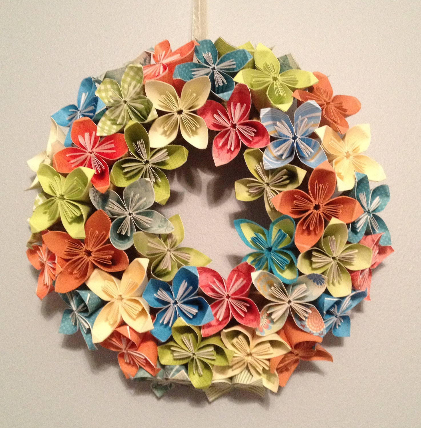 How Flowers Make Origami how found for make Beautiful an To video to flower Nothing Kusudama kusudama  origami