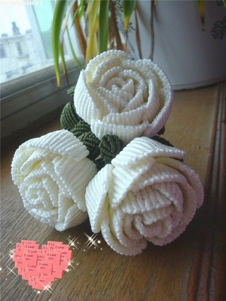 How To Weave Beautiful Rose In The Art Of Macrame
