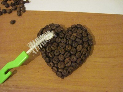 How to DIY Coffee Bean Fridge Magnet Step 7