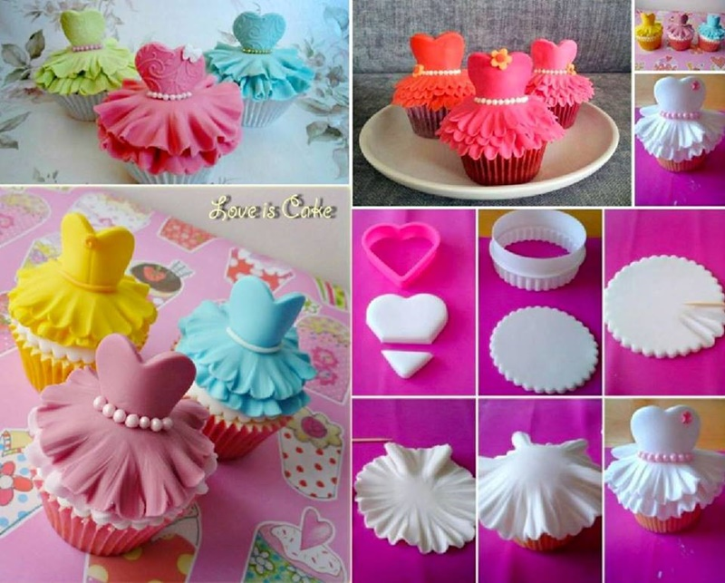 How To Make Chocolate Butterfly Cupcake Decorations DIY