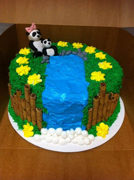 Image Result For Design Cake Panda