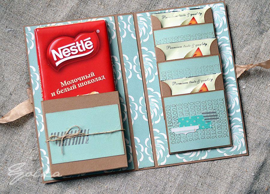 How To Diy Creative Chocolate Gift Box Icreativeideas Com