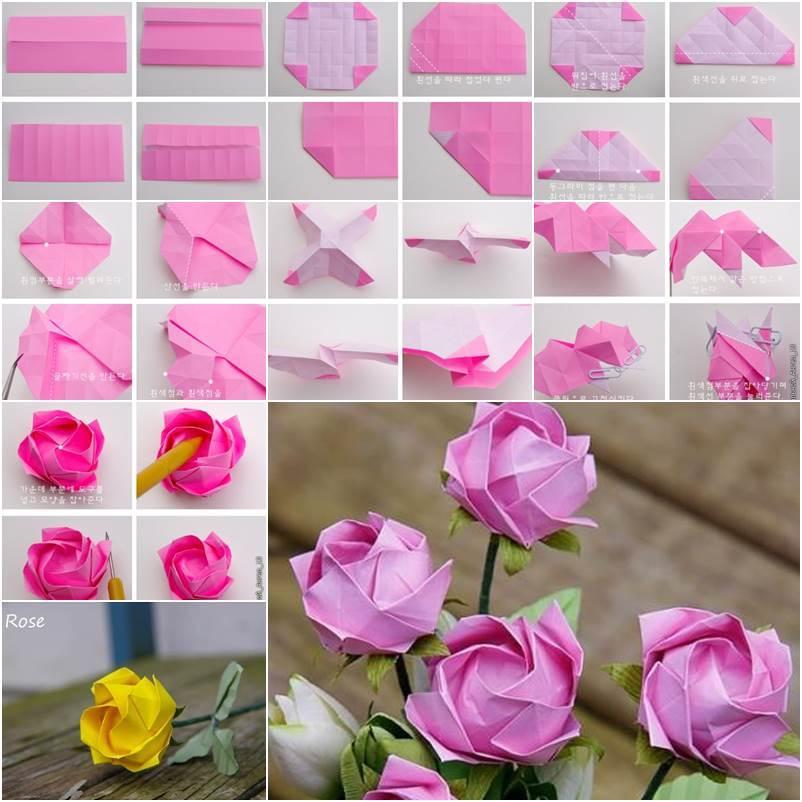 Как делать цветы из бумаги своими руками гофрированной