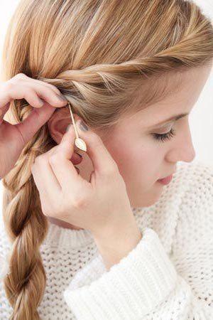 How To Diy Simple Side Braid Hairstyle Icreativeideas Com