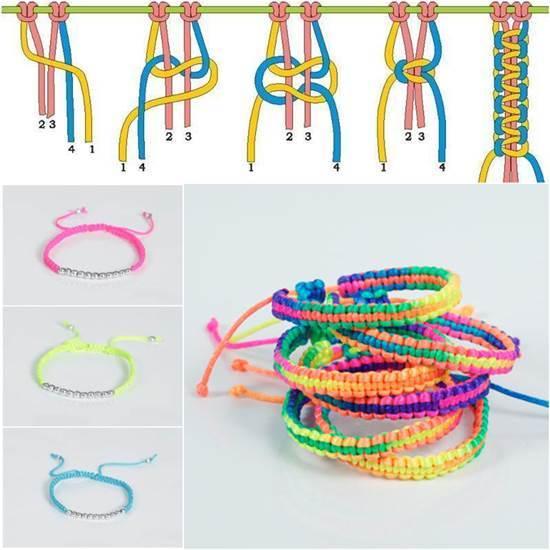Плетение из браслетов из резинок с сергеем