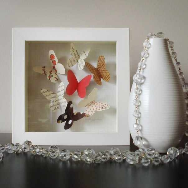 Diy Beautiful Butterfly Table Decoration Icreativeideas Com