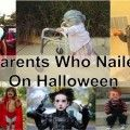 Creative Ideas - 32 Creative Parents Who Nailed It On Halloween