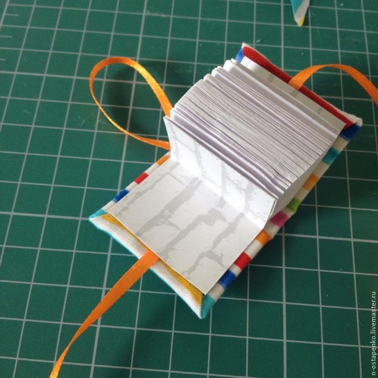Diy Cute Little Notebook Keychain Icreativeideas Com