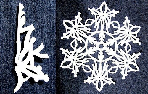 Creative Ideas Diy Beautiful Paper Snowflakes From