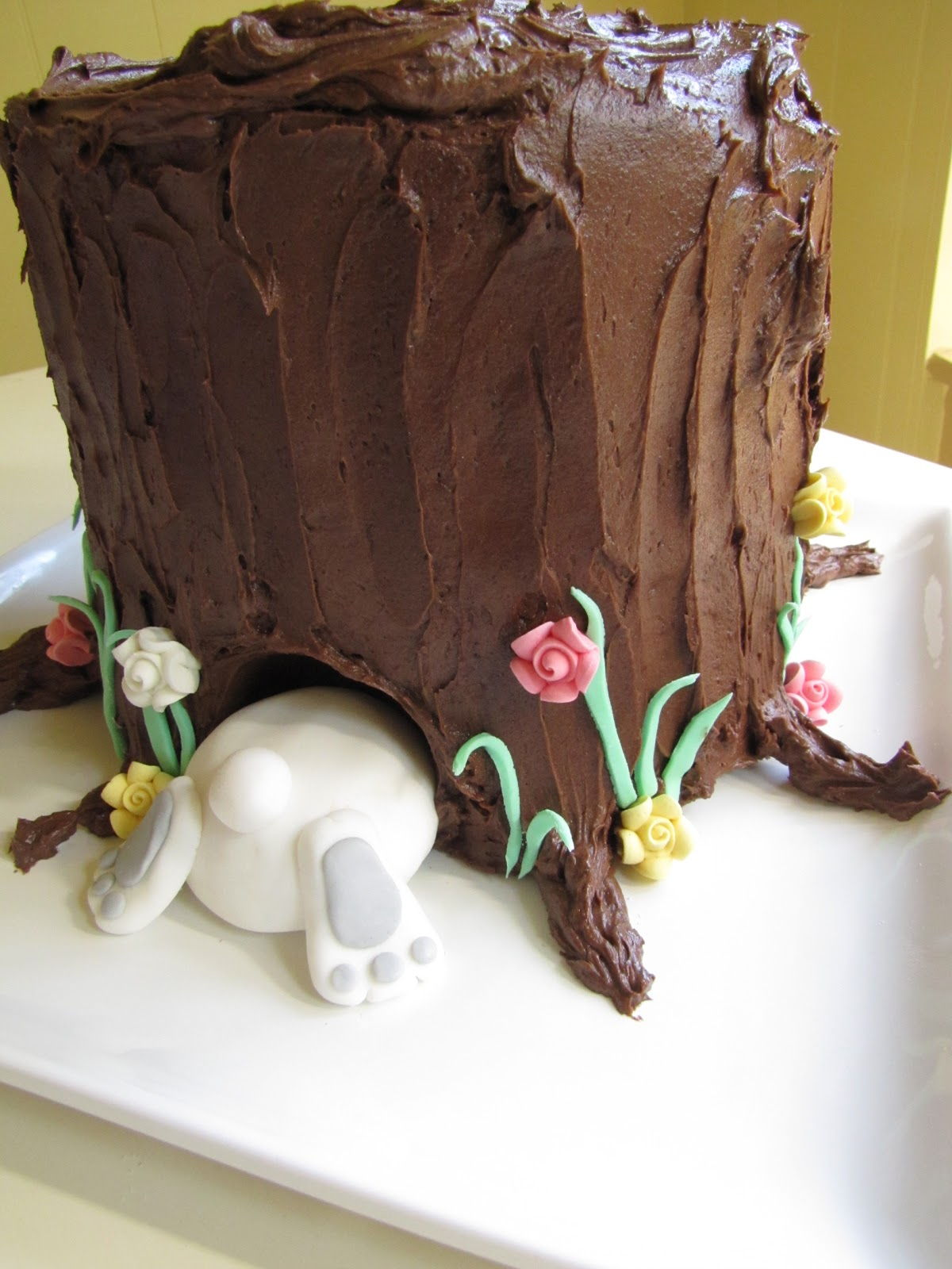 18 Creative And Sweet Ideas For Easter Bunny Cake Style