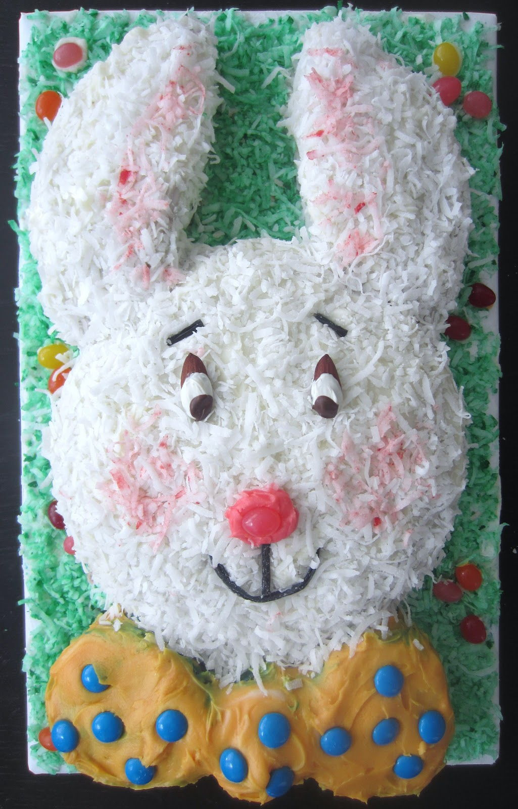 20 Creative Diy Easter Bunny Cake Recipes