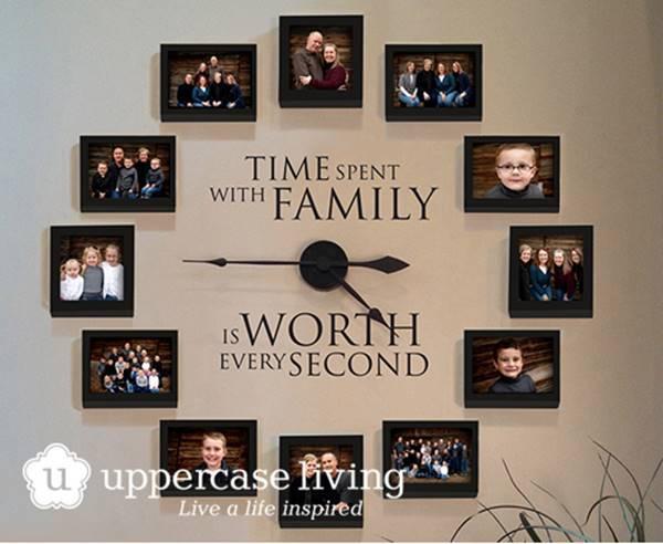 35 Creative Diy Ways To Display Your Family Photos