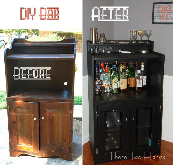 Creative Home Mini Bar Ideas: 30+ Creative DIY Wine Bars For Your Home And Garden
