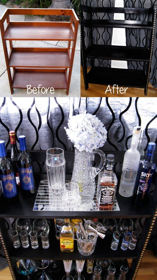 30 Creative Diy Wine Bars For Your Home And Garden