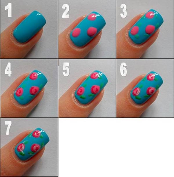 Easy To Do Nail Art: Creative DIY Nail Art Designs That Are Actually Easy