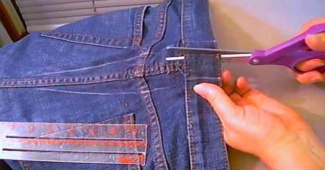 Creative Ideas Diy Floor Mat From Old Jeans