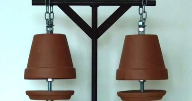 i Creative Ideas & Creative Ideas - DIY Flower Pot Heater