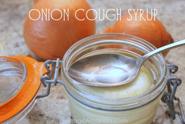 Creative Uses of Onion as Natural Home Remedies --> cure cough or cold
