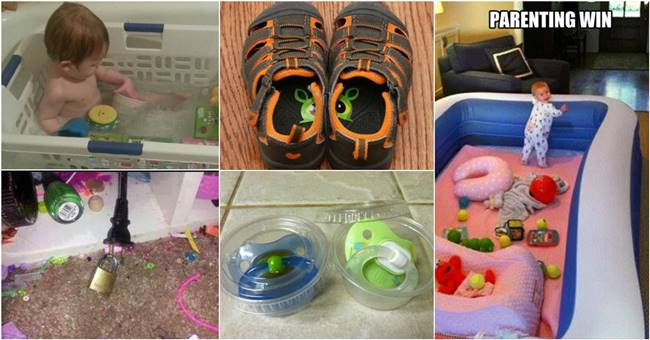 30+ Brilliant Mom Hacks That Will Make Your Life Easier