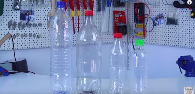 5 creative ideas to reuse plastic bottles i creative ideas for Creative ideas using plastic bottles