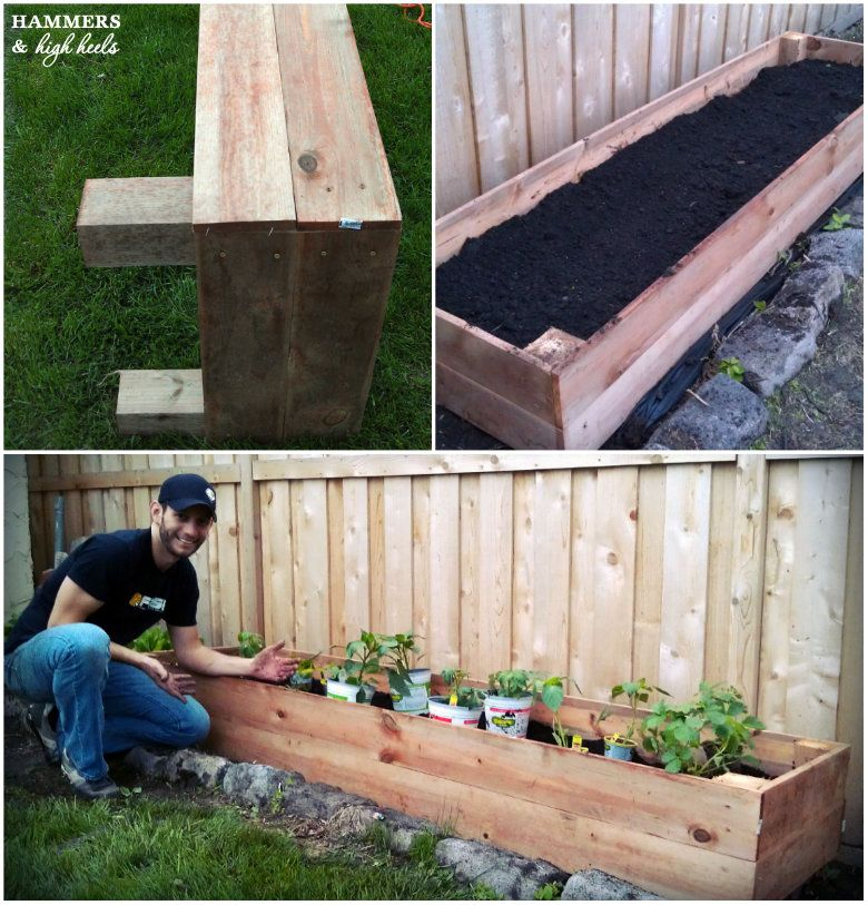 30 Unique Garden Design Ideas: 30+ Creative DIY Raised Garden Bed Ideas And Projects