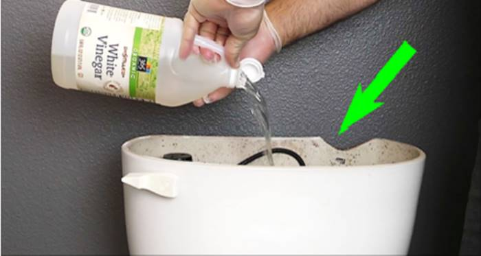 Cleaning Hack - 7 Brilliant Cleaning Tips For Your Bathroom