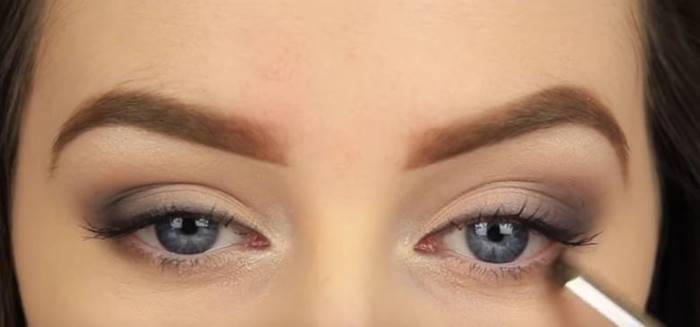 Creative Ideas - How To Make Simple Smokey Eyes For Beginners