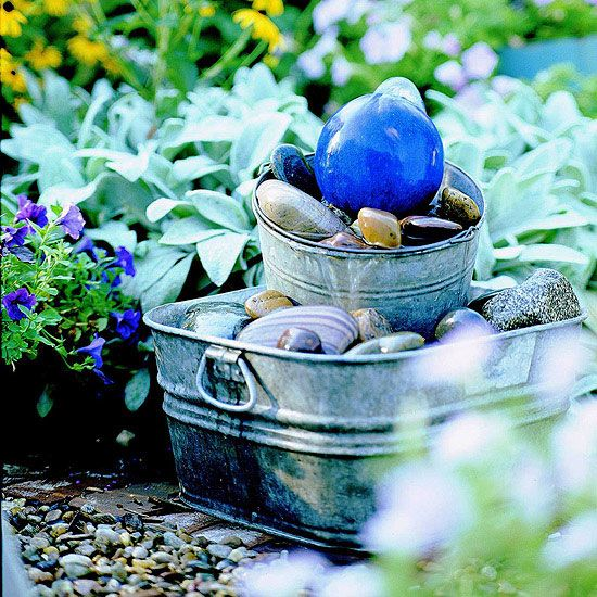 40 Creative Diy Water Features For Your Garden I