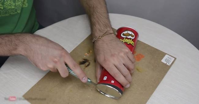 Creative Ideas - 3 Awesome Ways To Reuse A Pringles Can