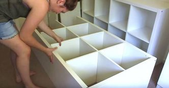 creative-ideas-diy-raised-bed-from-ikea-kallax-shelves