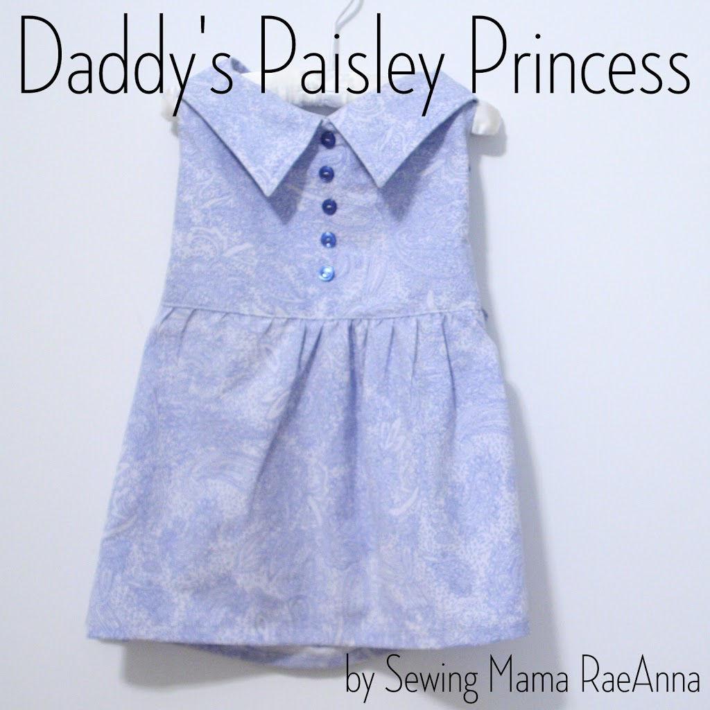 15+ Creative Ways To Repurpose Men's Shirt Into Little Girl's Dress -- Men's Shirt to Dress Tutorial