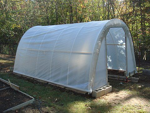 How to Build a Greenhouse That Costs Only 50 Dollars