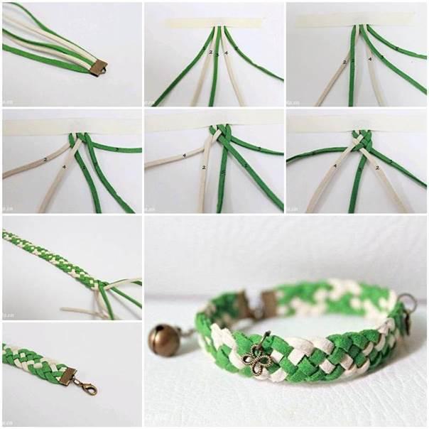 Diy Easy Braided Bracelet