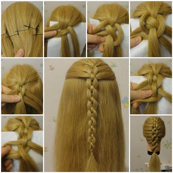 25 Best Types Of Braids Ideas On Pinterest Braided Hairstyles