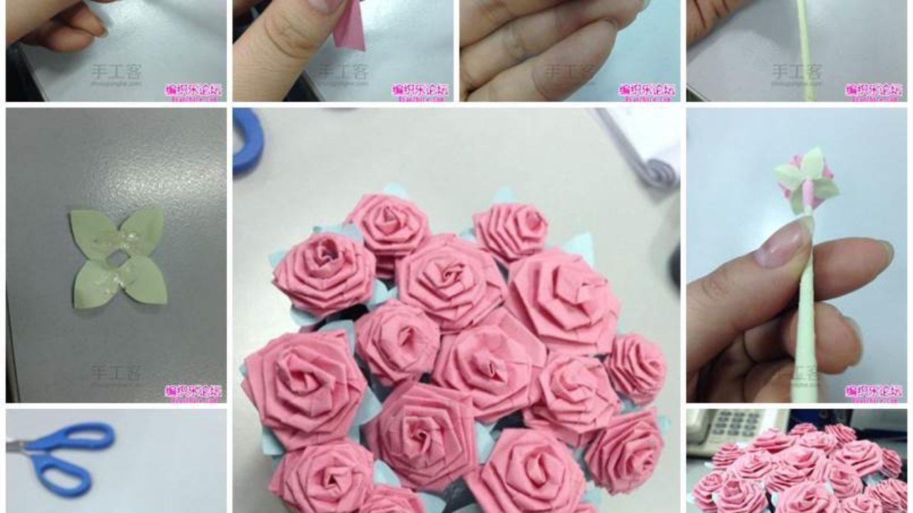 Origami Rose (Jo Nakashima) - YouTube | 720x1280