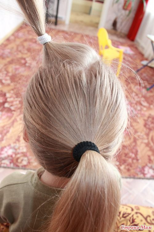 DIY Unique Braided Bun Hairstyle 1