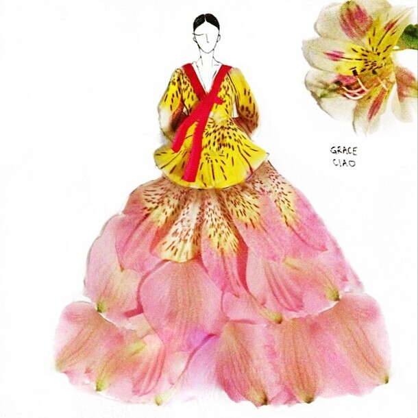 Creative-Fashion-Design-Sketches-Using-Real-Flower-Petals-16.jpg