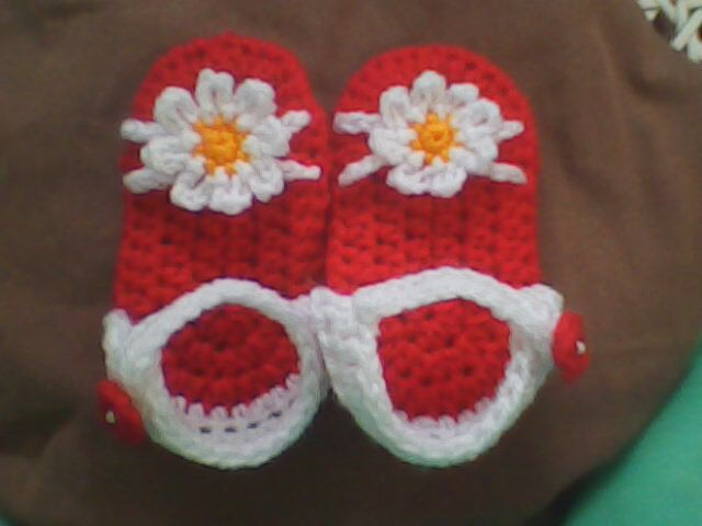 60 Adorable And FREE Crochet Baby Sandals Patterns Delectable Crochet Baby Sandals Pattern